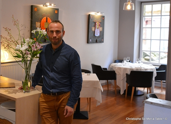 Restaurant Le Funambule Strasbourg